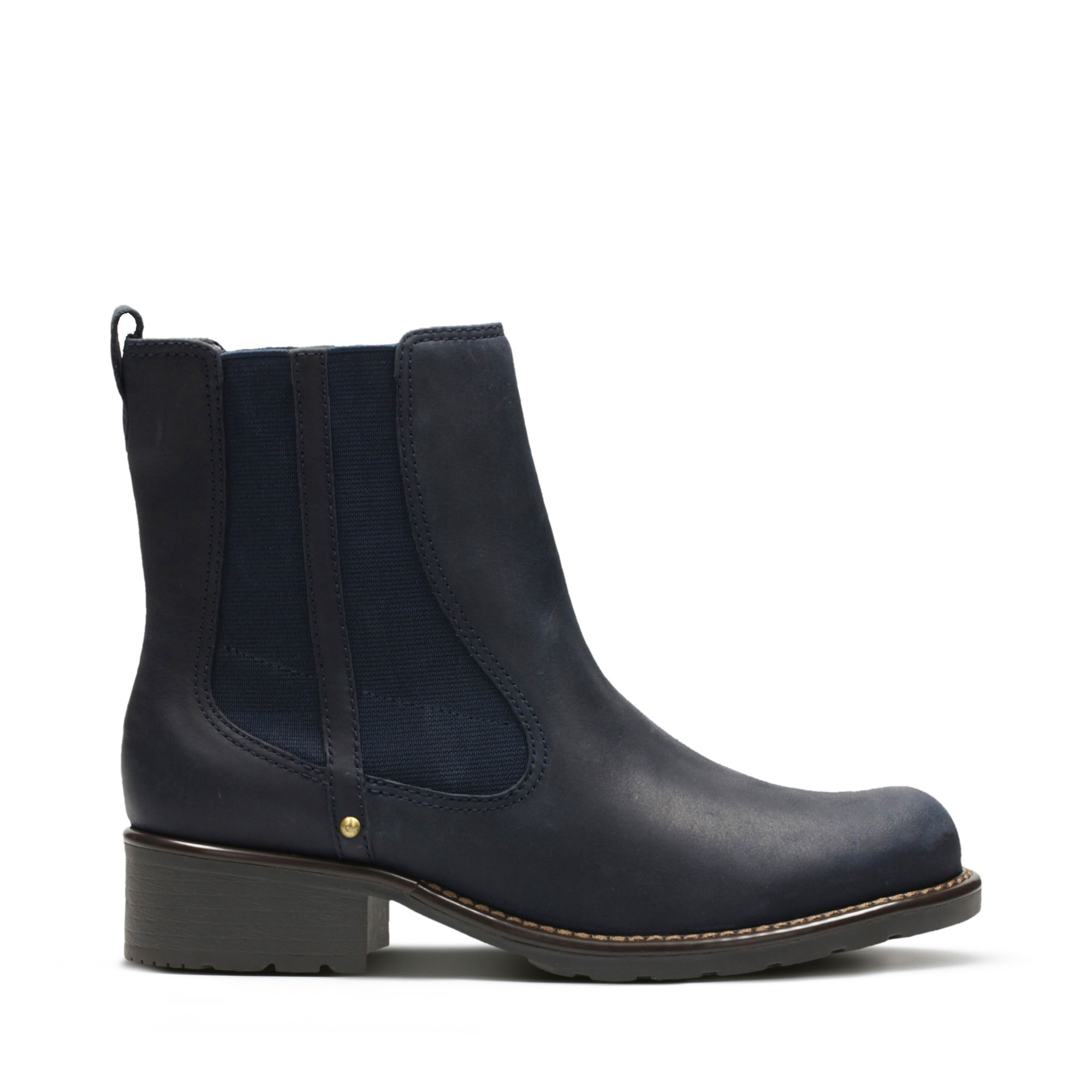 Mens Chelsea Boot Brown | Nisolo